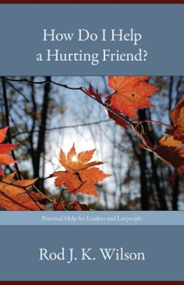 How Do I Help a Hurting Friend?, Paperback