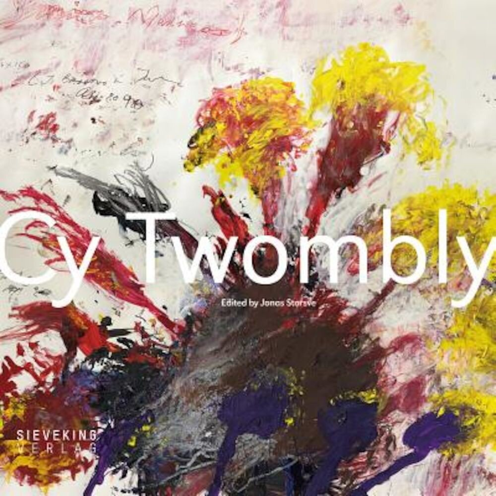 Cy Twombly, Hardcover