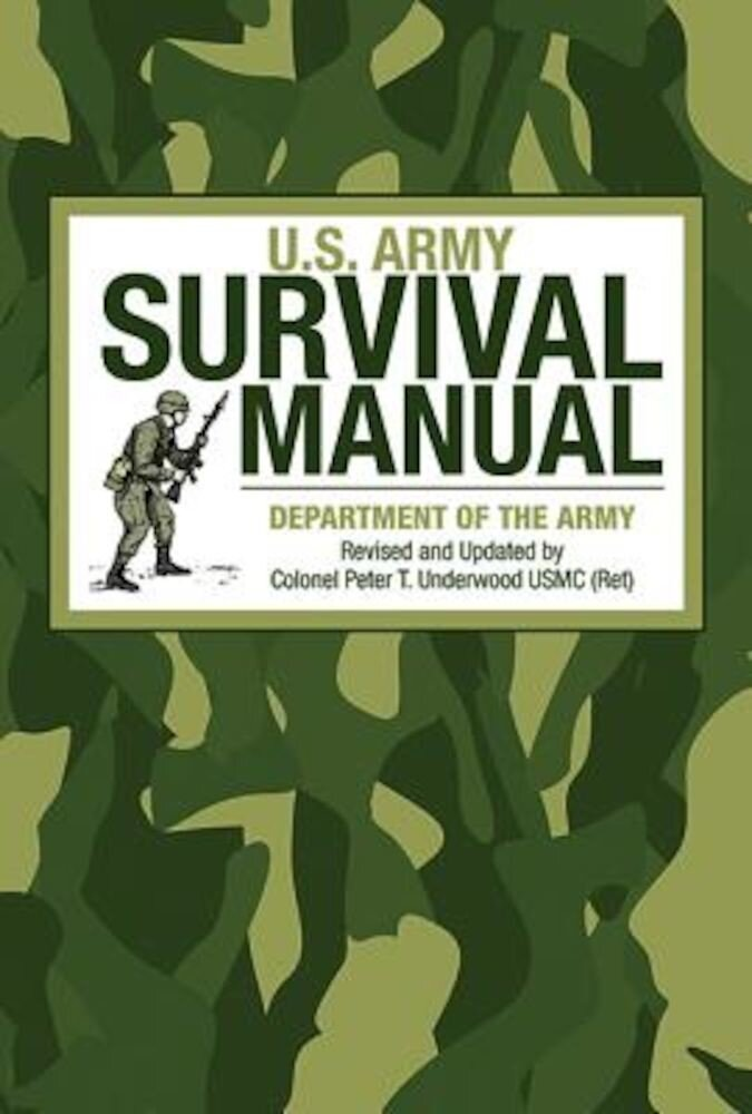 U.S. Army Survival Manual, Paperback