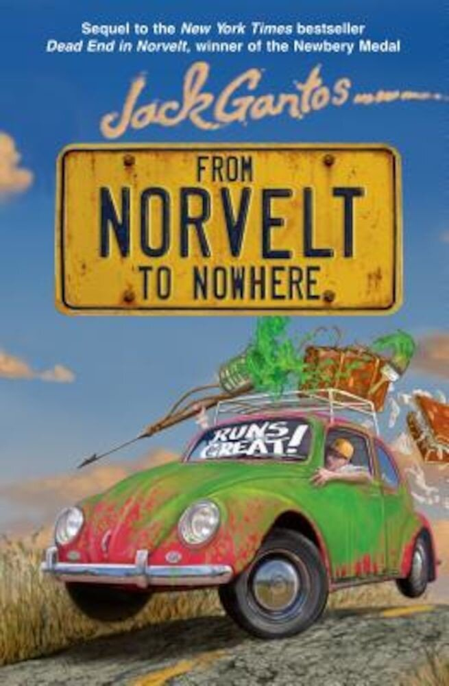 From Norvelt to Nowhere, Paperback