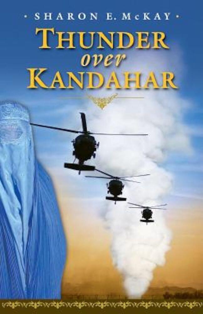 Thunder Over Kandahar, Paperback
