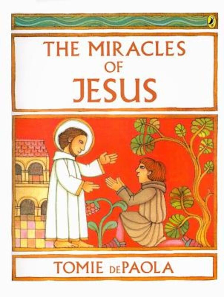 The Miracles of Jesus, Paperback