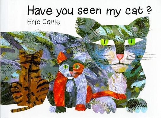 Have You Seen My Cat?, Hardcover