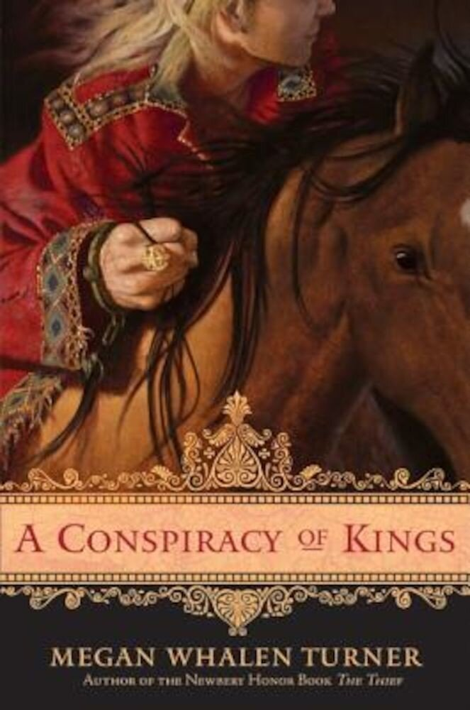 A Conspiracy of Kings, Hardcover