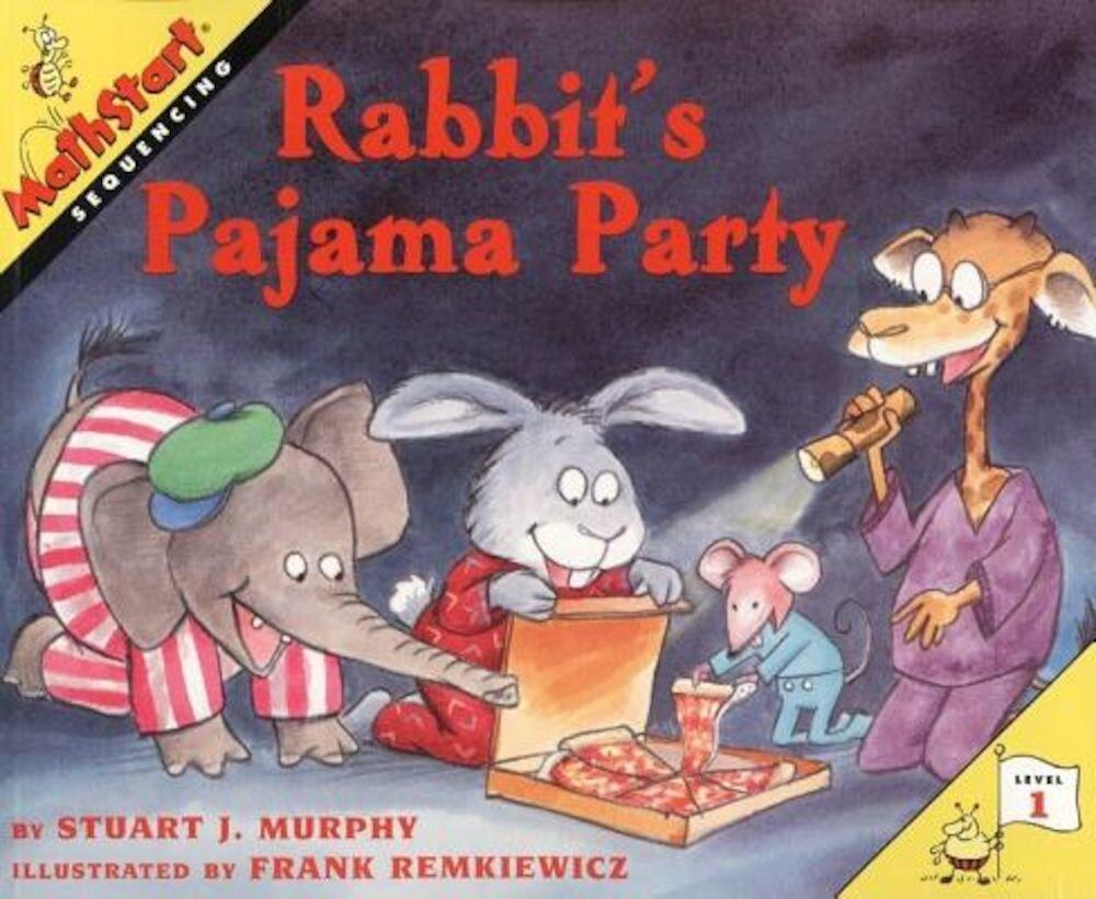 Rabbit's Pajama Party, Paperback