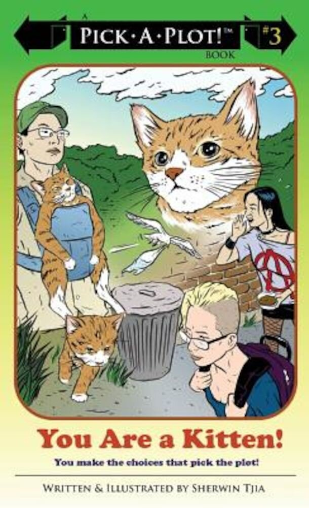 You Are a Kitten!, Paperback