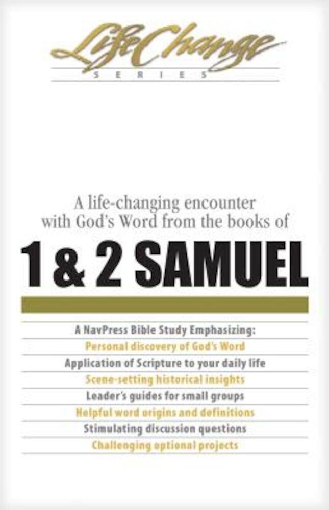 1 & 2 Samuel, Paperback