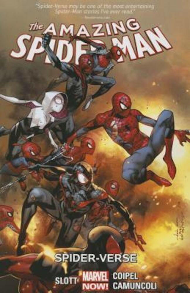 Amazing Spider-Man, Volume 3: Spider-Verse, Paperback