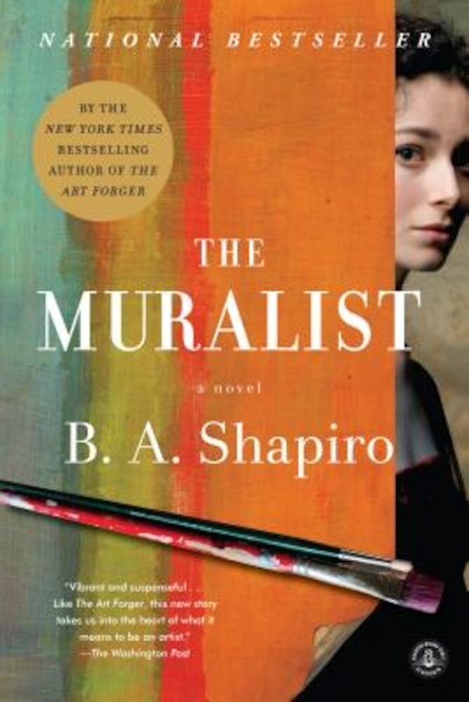 The Muralist, Paperback