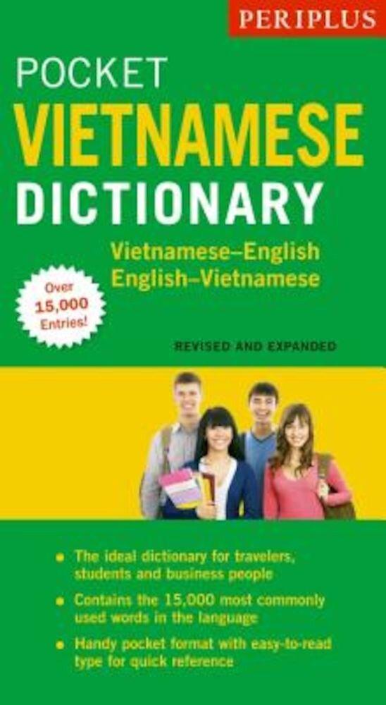 Periplus Pocket Vietnamese Dictionary: Vietnamese-English English-Vietnamese, Paperback