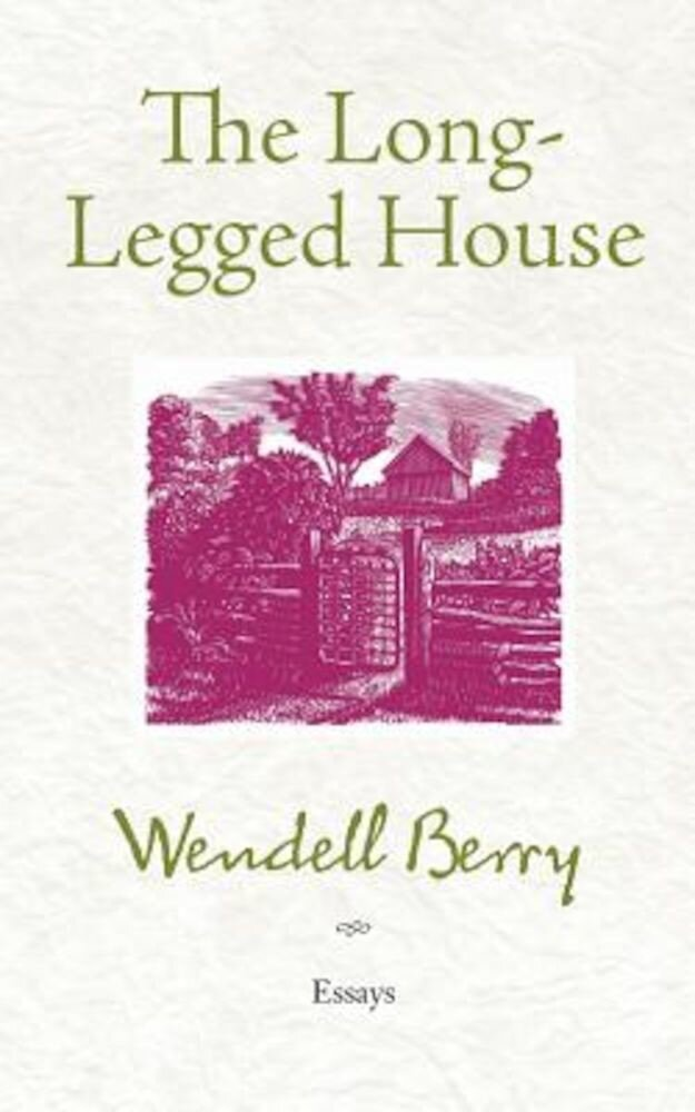 The Long-Legged House, Paperback