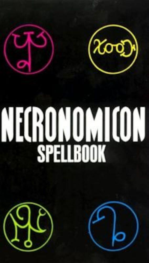 Necronomicon Spellbook, Paperback