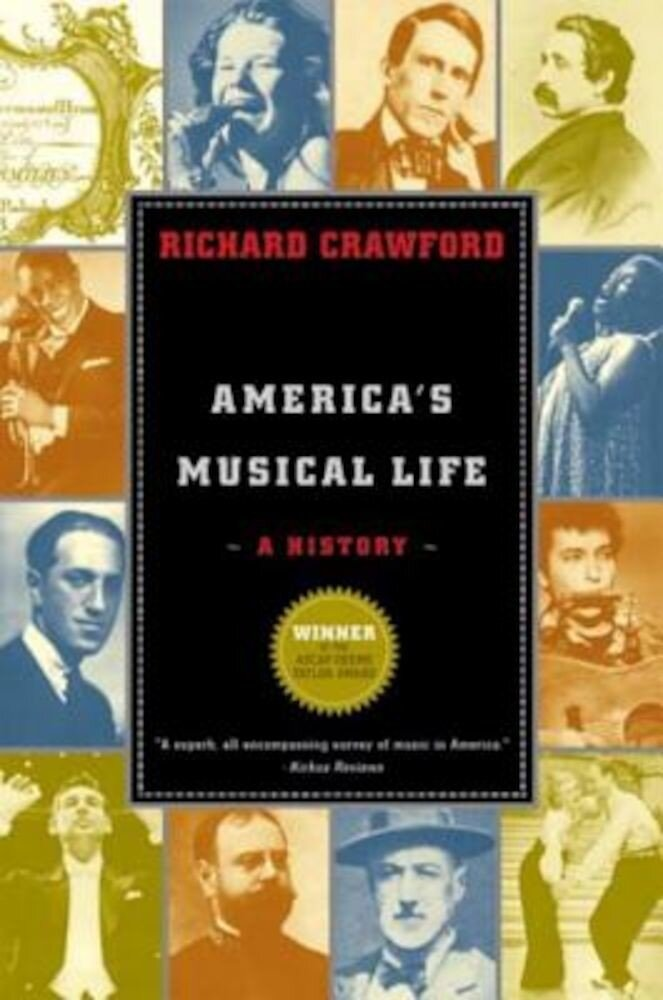 America's Musical Life: A History, Paperback