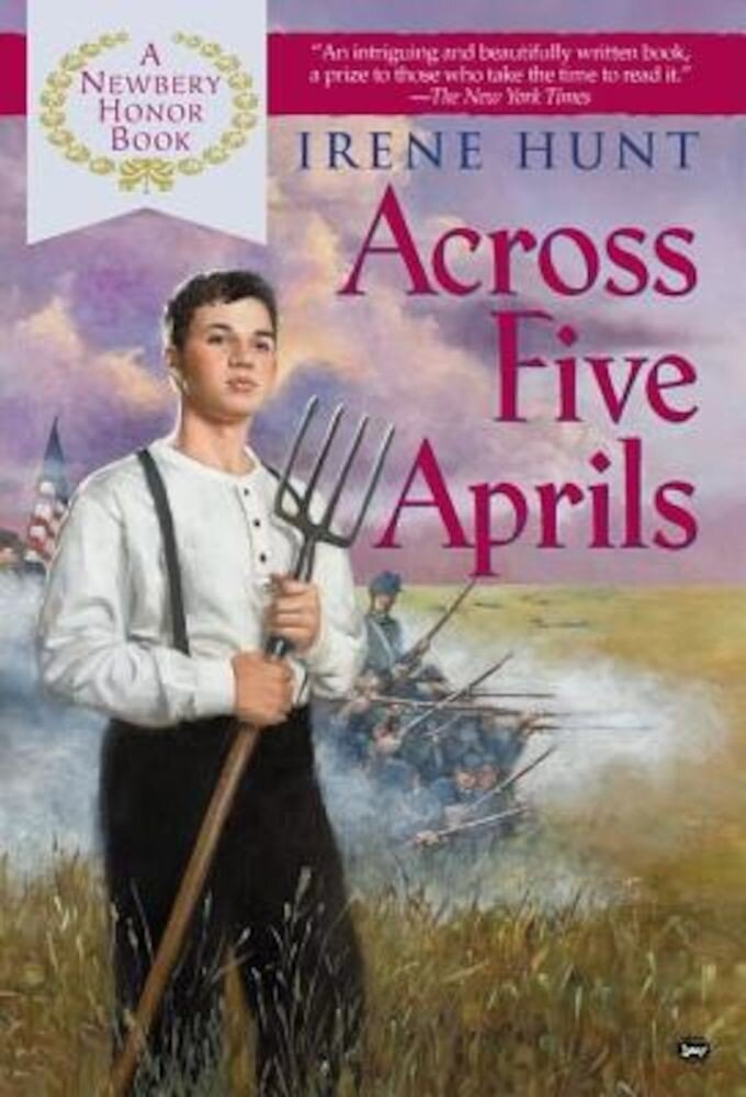 Across Five Aprils, Paperback
