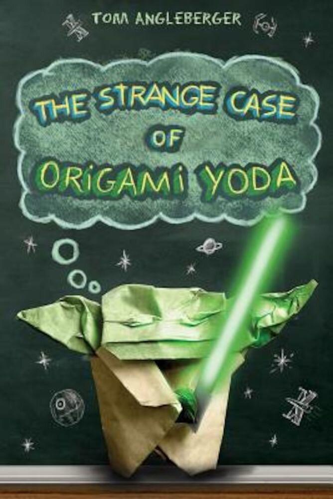 The Strange Case of Origami Yoda, Hardcover