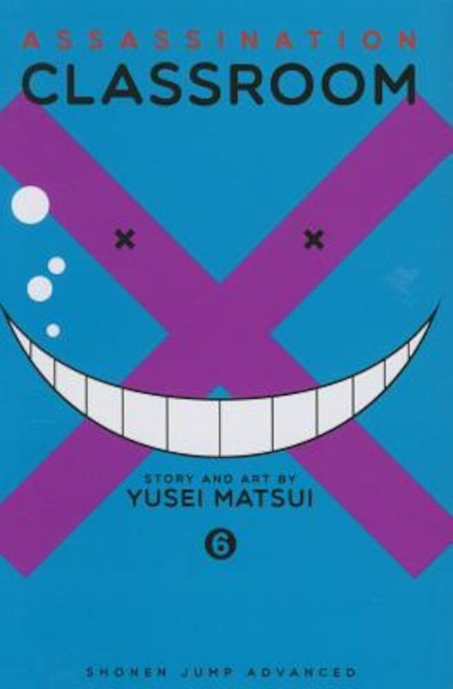 Assassination Classroom, Vol. 6, Paperback