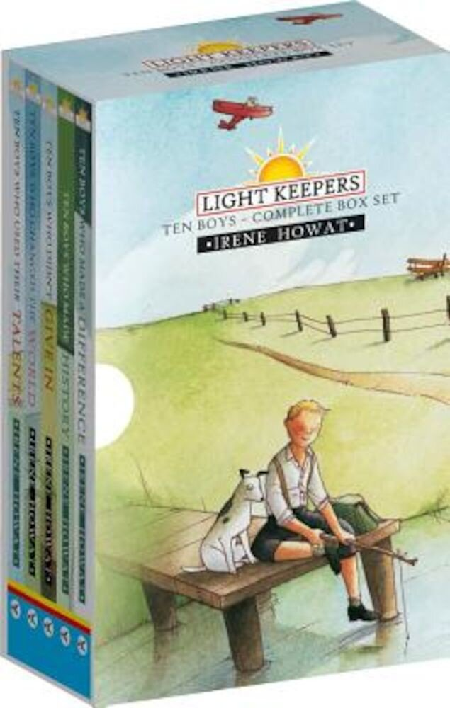 Lightkeepers: Ten Boys Complete Box Set, Paperback