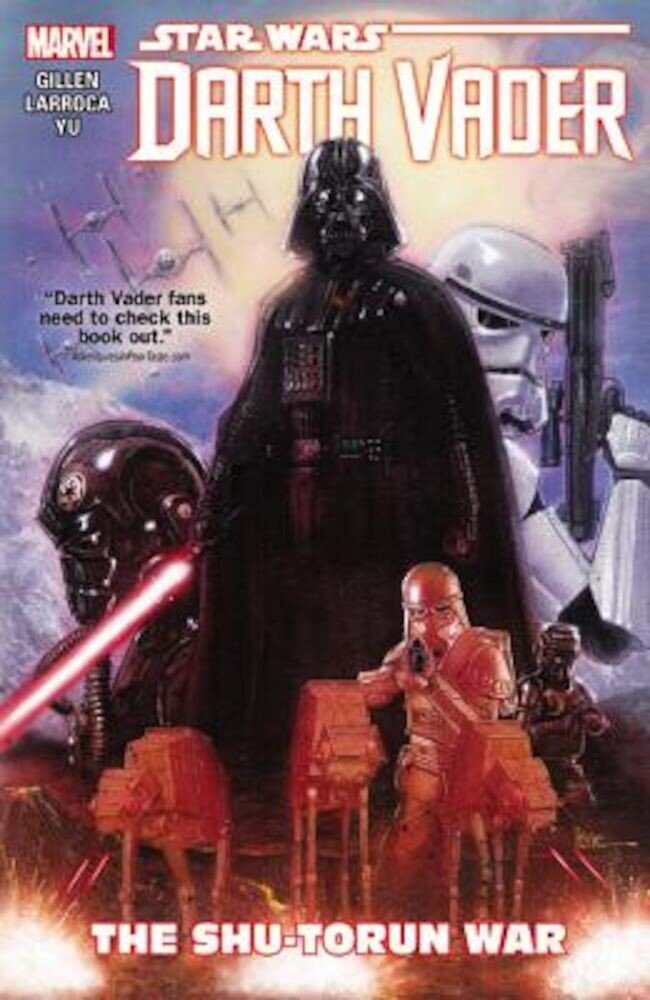 Star Wars: Darth Vader, Volume 3: The Shu-Torun War, Paperback