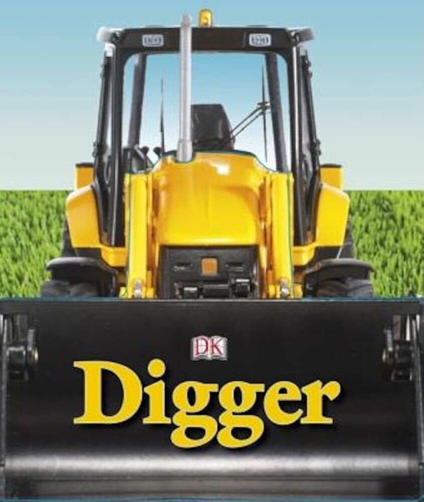 Digger, Hardcover
