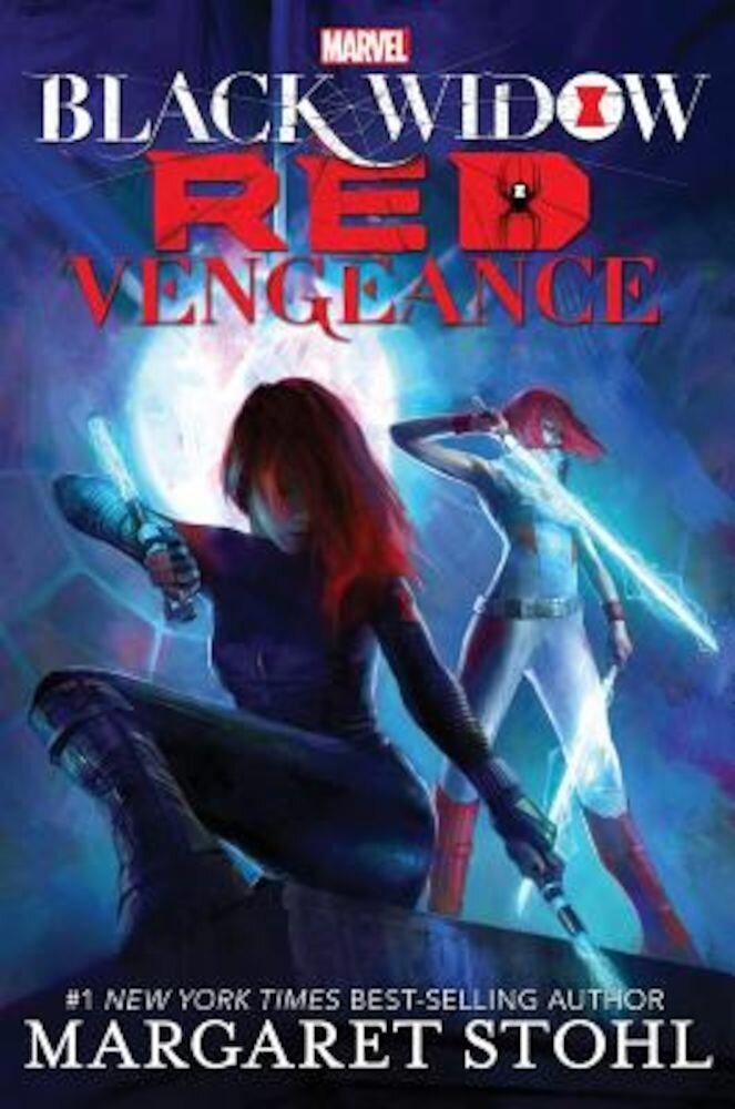 Black Widow: Red Vengeance, Hardcover