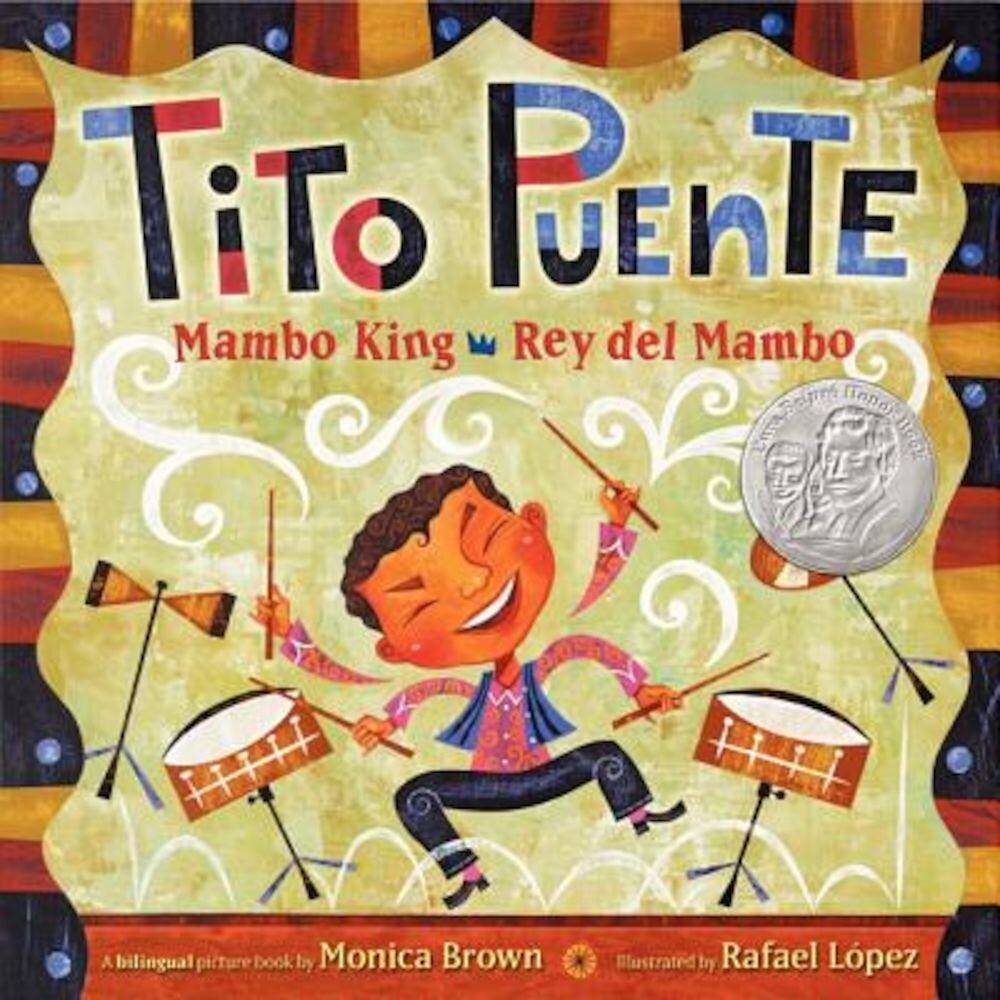 Tito Puente, Mambo King/Tito Puente, Rey del Mambo, Hardcover