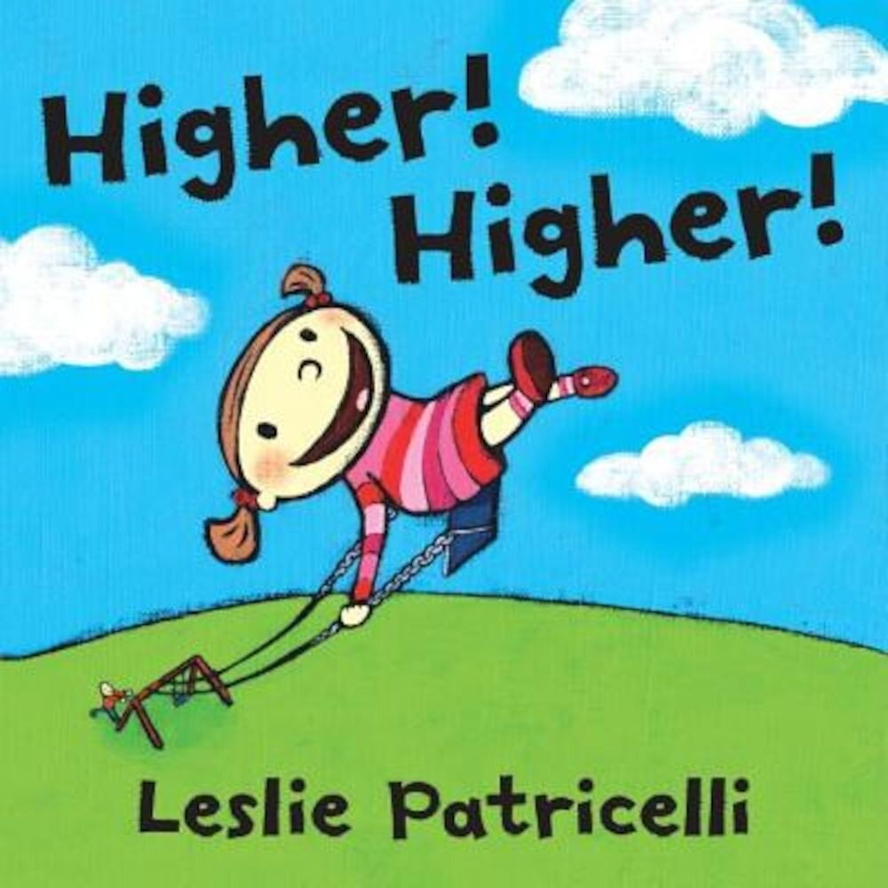 Higher!, Hardcover