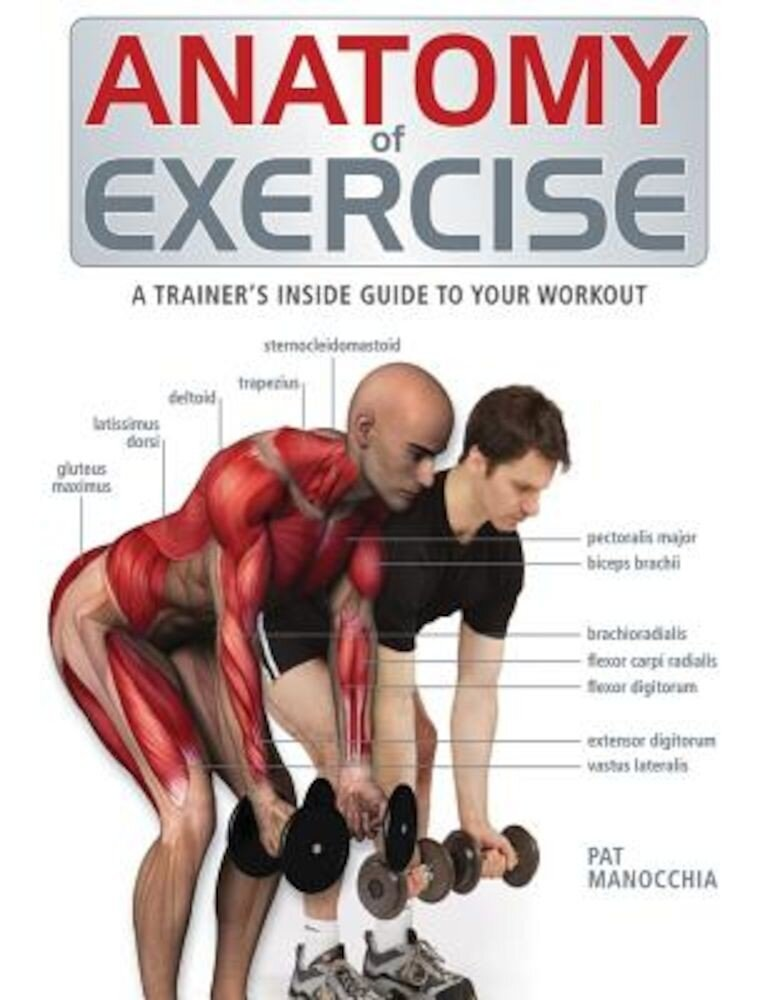 Anatomy of Exercise: A Trainer's Inside Guide to Your Workout, Paperback