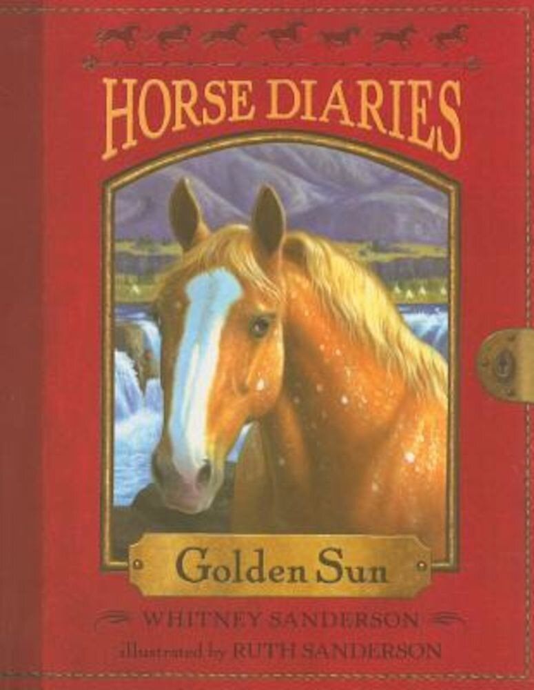 Golden Sun, Paperback