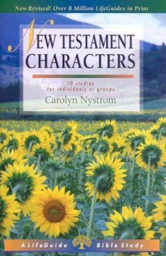 New Testament Characters, Paperback
