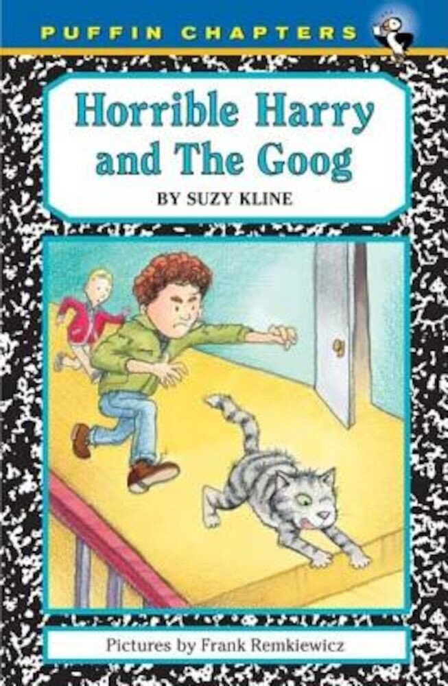 Horrible Harry and the Goog, Paperback
