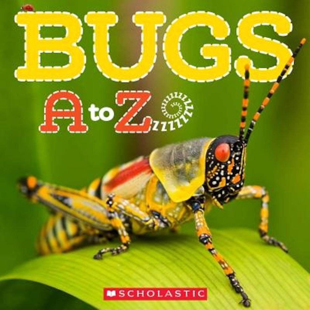 Bugs A to Z, Paperback