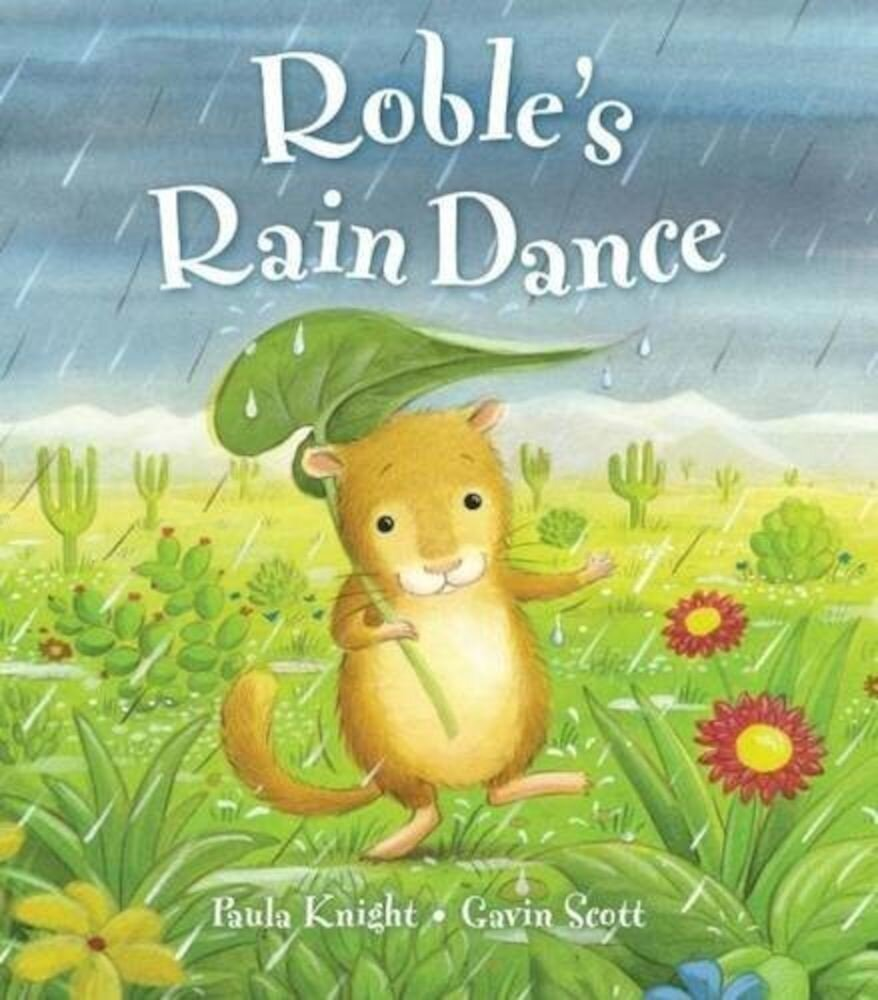 Roble's Rain Dance (Bonney Press)