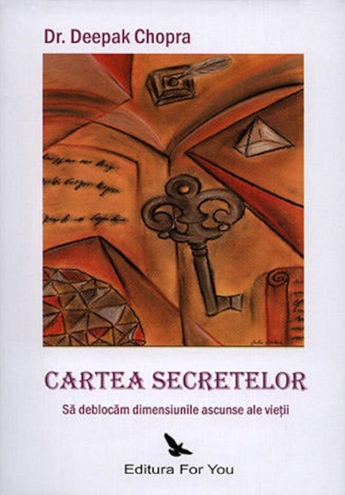 Coperta Carte Cartea secretelor