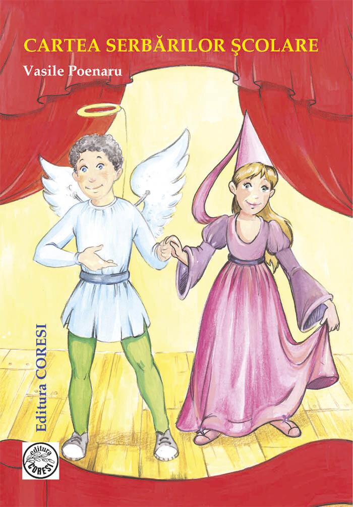 Cartea serbarilor scolare. 15 scenete si 70 de poezii pentru serbari la clasele I-VIII (eBook)
