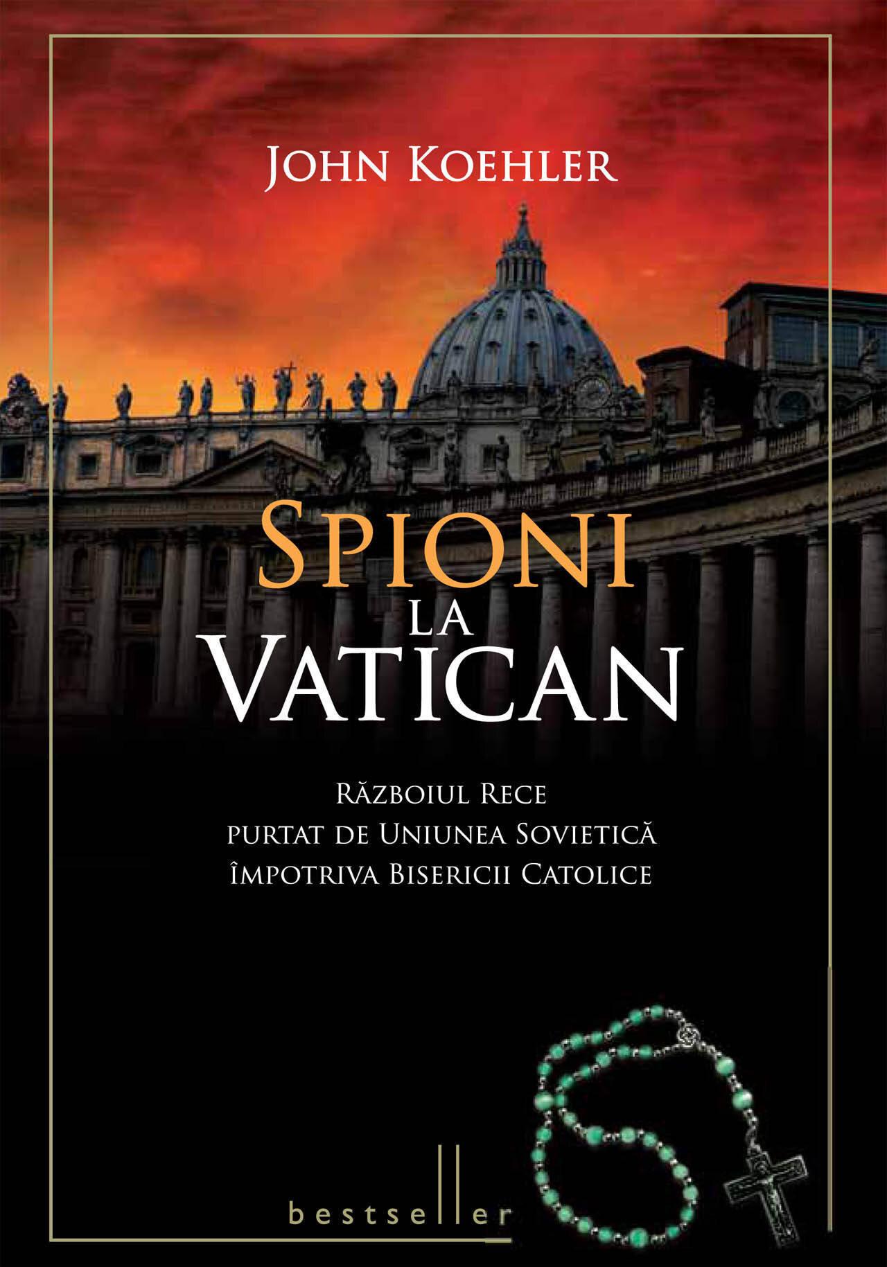 Spioni la Vatican (eBook)