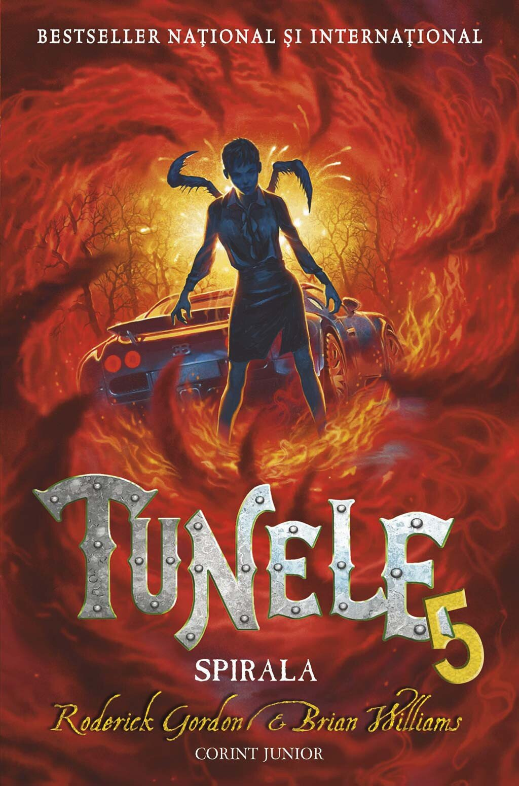 Tunele - Vol. 5 - Spirala (eBook)