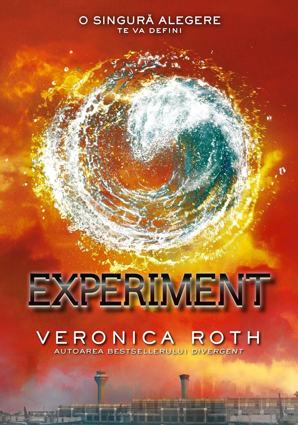 Divergent - Vol. III - Experiment (eBook)