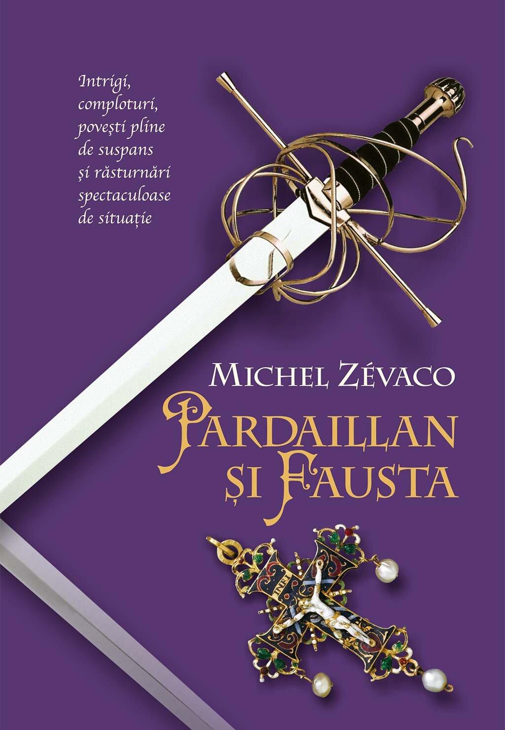 Pardaillan si Fausta PDF (Download eBook)