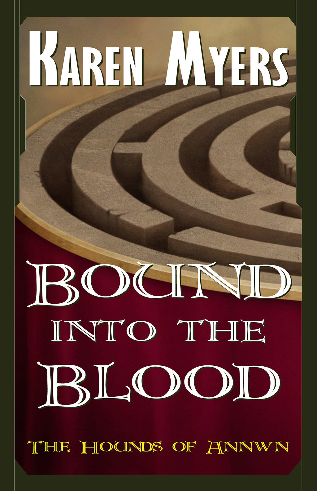 Bound into the Blood (eBook)