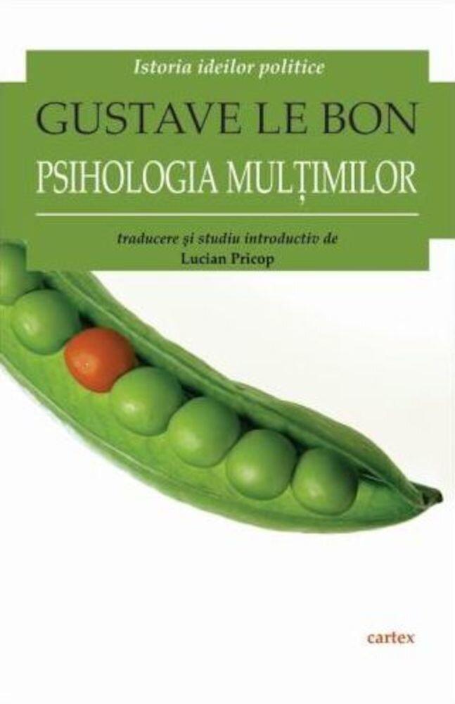 Coperta Carte Psihologia multimilor