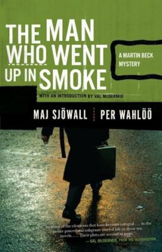 The Man Who Went Up in Smoke, Paperback