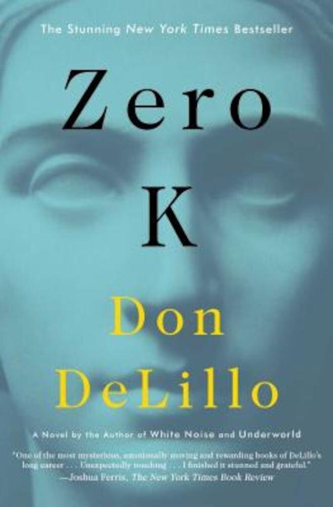 Zero K, Paperback