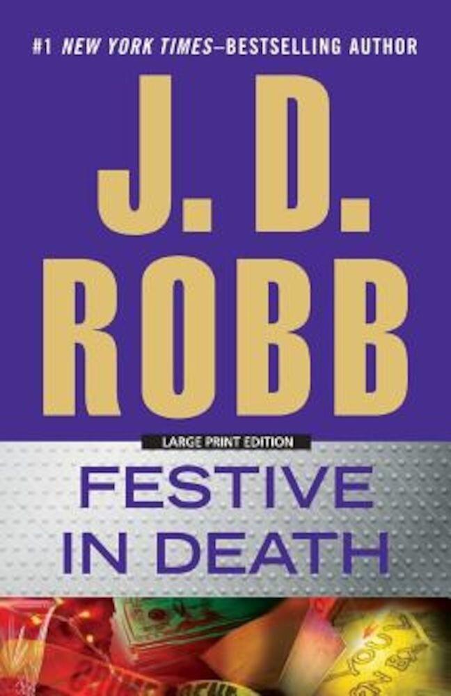 Festive in Death, Paperback