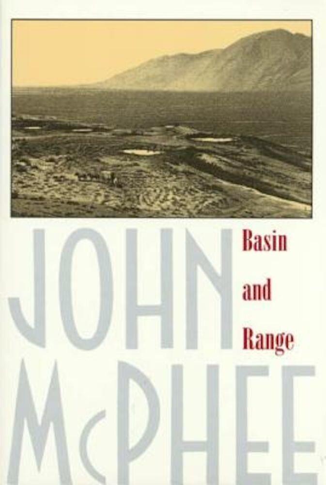 Basin and Range, Paperback