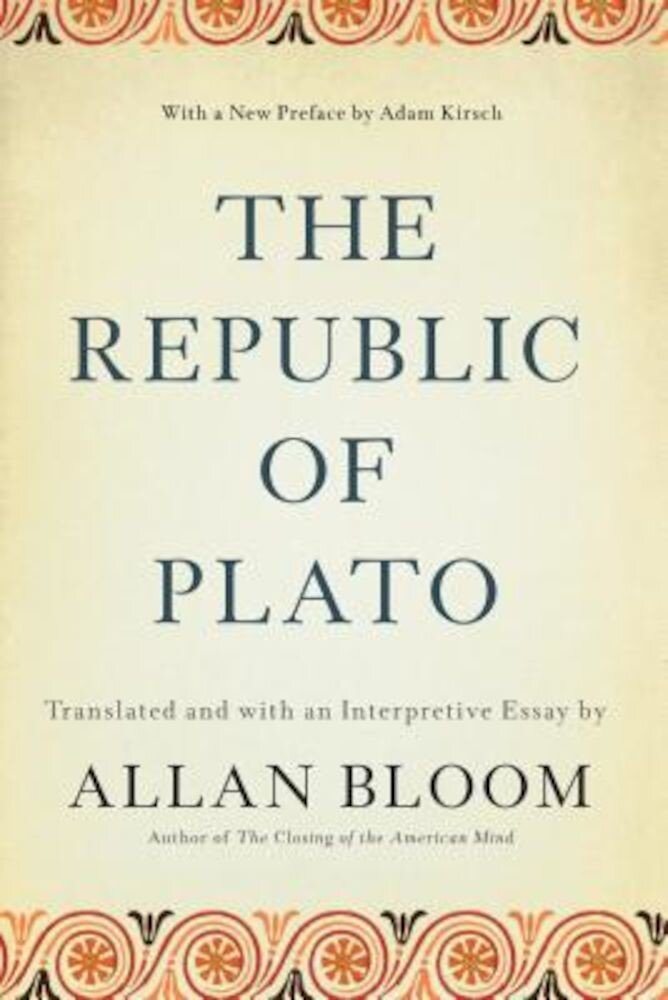 The Republic of Plato, Paperback
