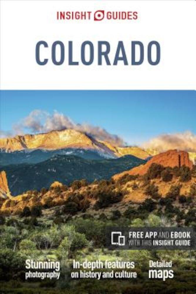 Insight Guides Colorado, Paperback
