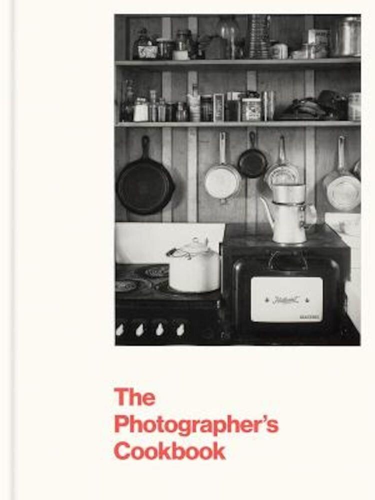 The Photographer's Cookbook, Hardcover