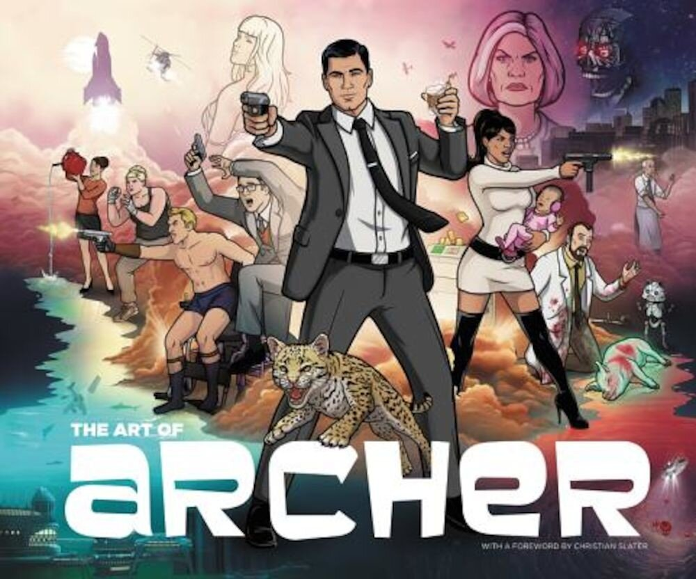 The Art of Archer, Hardcover
