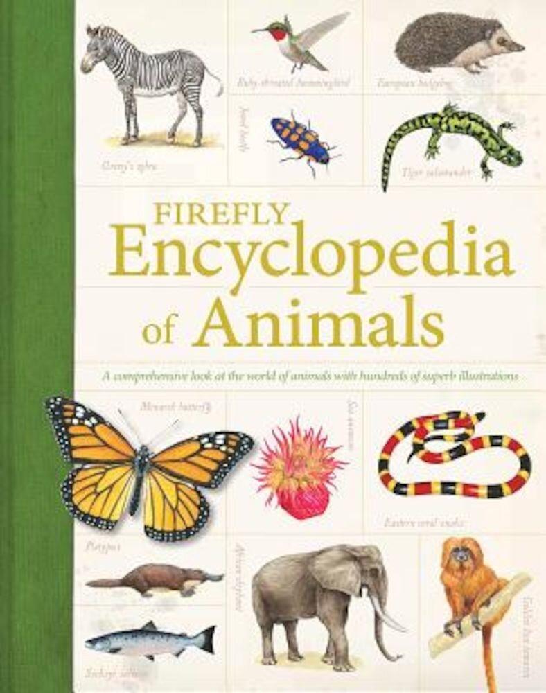 Firefly Encyclopedia of Animals, Paperback