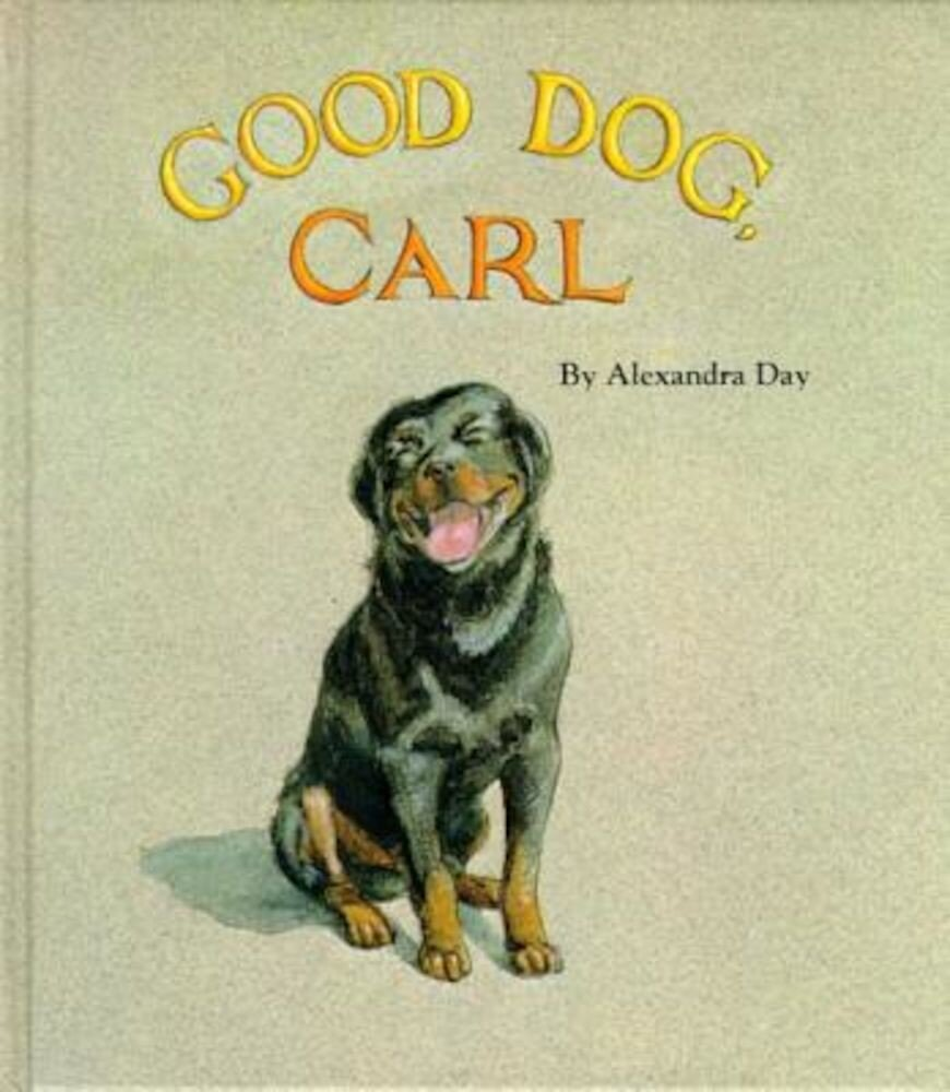 Good Dog, Carl, Hardcover